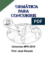 MPU 2010 - Apostila Informática
