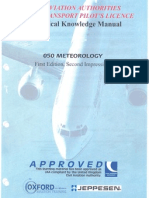 JAA ATPL BOOK 9- Oxford Aviation.jeppesen - Meteorology