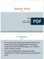 Materi 10 - Binary Tree