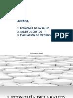 Maciel 2012 - Farmacoeconomía