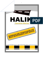 Halik Operation Manual