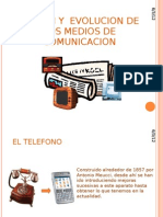 origenyevoluciondelosmediosdecomunicacion-110524184403-phpapp01