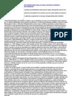 PROGRAMA DE AVALIAÇÃO E AÇÕES PRIORITÁRIAS PARA AS ZONAS COSTEIRA E MARINHA