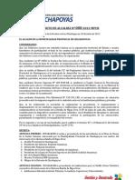 Decreto 008-2012