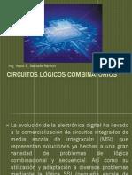 Circuitos Lógicos combinacionales