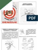Livrinho Da Dengue Com Atividades