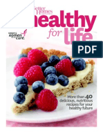 Healthy for Life Cookbook