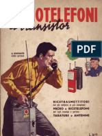 Radiotelefoni a Transistor 1