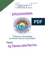 Antologia de la Ergonomía