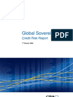 CMA Global Sovereign Credit Risk Report Q1 2009