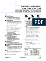 STM8L151G4_UFQFPN28