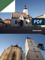 Zagreb - Crkva Sv.marka