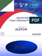 P63x Presentation