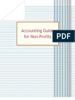 Accounting Guide for Non-Profits