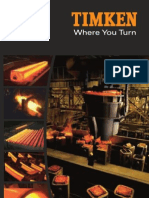 Timken Practical Data for Metallurgists