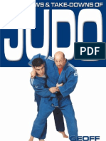 Thompson, Geoff - The Throws & Take-Downs of Judo