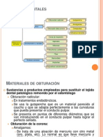 Materiales odontologia