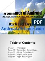A Summer of Android