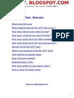 JLPT N3 Sitemap 日本語能力試験 N3