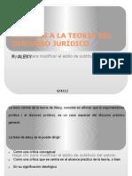 CRÍTICAS A LA TEORIA DEL DISCURSO JURÍDICO