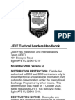 Tactical Leaders Handbook