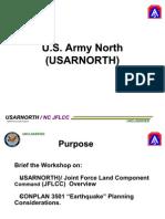 Us Army North Conplan 3501 3502 11. Final