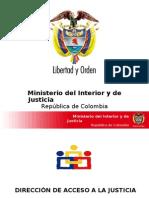 Programa Nal Jus Equidad Proyecto DNP propuesta hilda
