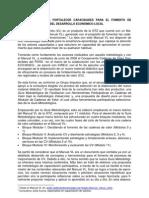 HERRAMIENTAS PARA FORTALECER CAPACIDADES PARA EL FOMENTO DE CADENAS DE VALOR Y DEL DESARROLLO ECONÓMICO LOCAL