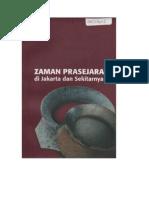 Zaman Prasejara Di Jakarta Dan Sekitarnya