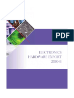 Overall Electronics Hardware Export 2010-11
