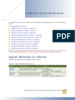 Siebel EScript Quick Reference