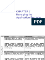 Chapter Application Portfolio