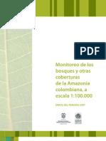 Monitoreo de Bosques 2007