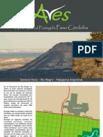 Fotolibro- Area NatuAral Protegida Paso Córdoba