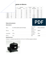Compresor Del or de QDseries LG