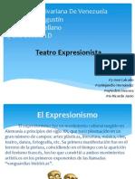 Expo Sic Ion de Caste Llano Sobre El Teatro