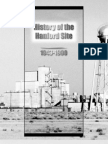 History of the Hanford Site, by DW Harvey