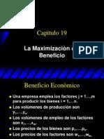 Varian Max Del Beneficio