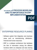 BPM and ERP