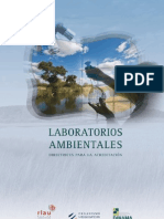 Directrices para la acreditación laboratorios ambientales