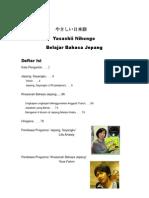 belajar bahasa jepang yuk