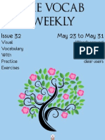 The Vocab Weekly_issue 32