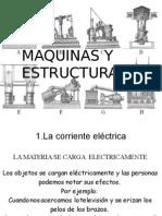 Trabajo máquinas y estructuras