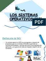 Los Sistemas Operativos (So)