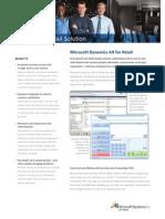 Dynamics AX2009 FS Overview