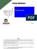EPL N2700 Service Manual