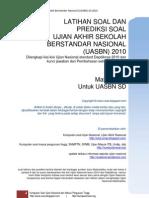 Prediksi+Soal+Matematika+UASBN+SD+2010