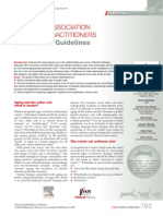 Senior Care Guidelines (AAFP)