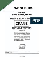 Crane Flow of Fluids