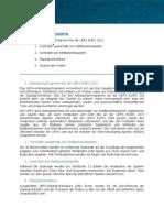 UEFA-Factsheet zu den Anti-Doping Massnahmen im Rahmen der UEFA EURO 2012